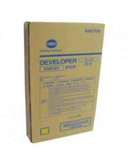 Девелопер KONICA MINOLTA DV-616Y Yellow, для C1085ser. C6085ser. (A5E7700)