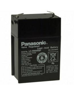 Батарея до ДБЖ PANASONIC 6V 4.5Ah (LC-R064R5P)
