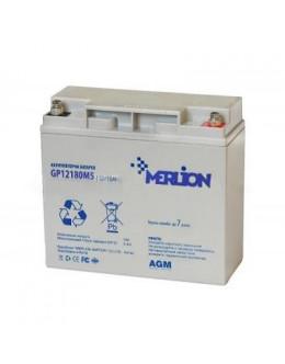 Батарея до ДБЖ Merlion 12V-18Ah (GP1218M5)