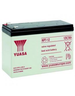 Батарея до ДБЖ Yuasa 12В 7 Ач (NP7-12)