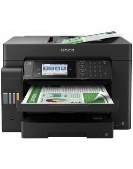 Багатофункціональний пристрій EPSON L15150 Фабрика печати c WI-FI (C11CH72404)