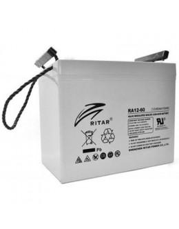 Батарея до ДБЖ Ritar AGM RA12-60, 12V-60Ah (RA12-60)