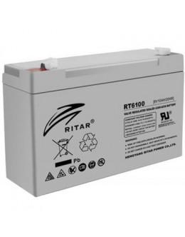 Батарея до ДБЖ Ritar AGM RT6100, 6V-10Ah (RT6100)