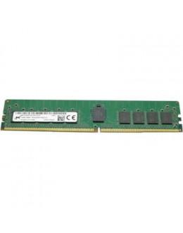 Модуль пам'яті для сервера DDR4 16GB ECC RDIMM 2933MHz 1Rx4 1.2V CL21 MICRON (MTA18ASF2G72PZ-2G9E1)