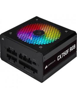 Блок живлення CORSAIR 750W CX750F RGB (CP-9020218-EU)