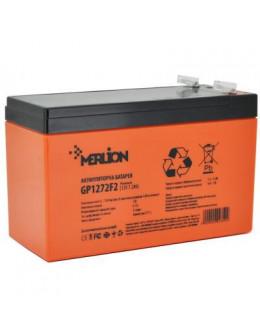 Батарея до ДБЖ Merlion 12V-7.2Ah PREMIUM (GP1272F2PREMIUM)