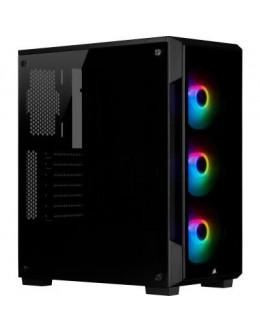 Корпус CORSAIR 220T RGB Black (CC-9011190-WW)