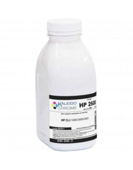 Тонер HP CLJ 1600/2600/2605 , 80г Black Kaleidochrome (TB77B-1)