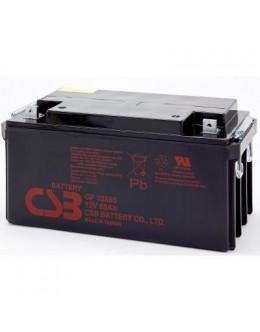Батарея до ДБЖ CSB 12В 65 Ач (GP12650)