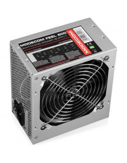 Блок живлення Modecom 600W (ZAS-FEEL-00-600-ATX-PFC)