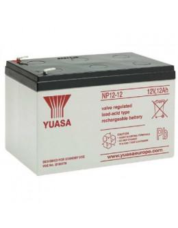 Батарея до ДБЖ Yuasa 12В 12 Ач (NP12-12)