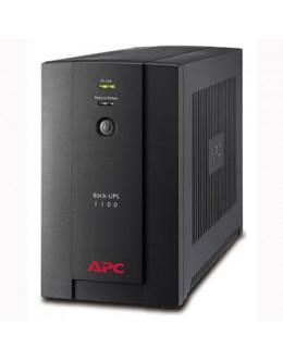 Пристрій безперебійного живлення APC Back-UPS 1100VA, IEC (BX1100LI)