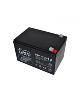 Батарея до ДБЖ Enot 12В 12 Ач (NP12-12)