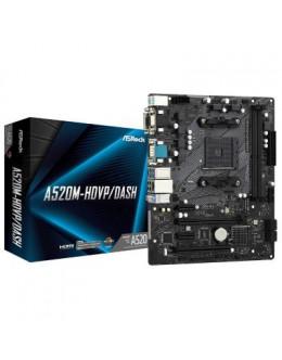 Материнська плата ASRock A520M-HDVP/DASH