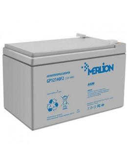 Батарея до ДБЖ Merlion 12V-14Ah (GP12140F2)