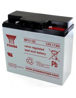 Батарея до ДБЖ Yuasa 12В 17 Ач (NP17-12IFR)