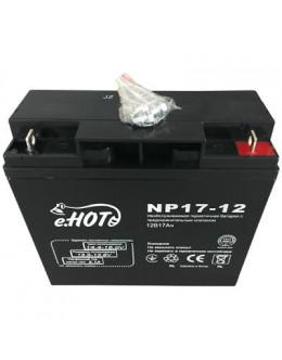 Батарея до ДБЖ Enot 12В 17 Ач (NP17-12)