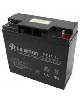 Батарея до ДБЖ BB Battery BP 12V - 17Ah (BP17)