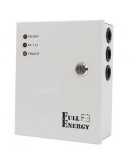 Блок живлення для систем відеоспостереження Full Energy BBG-123