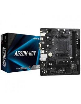 Материнська плата ASRock A520M-HDV