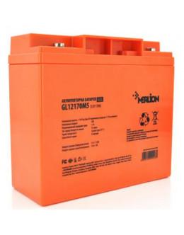 Батарея до ДБЖ Merlion GL12170M5, 12V-17Ah (GL12170M5)