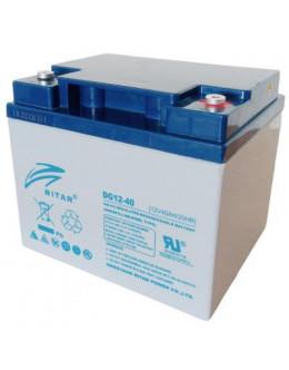 Батарея до ДБЖ Ritar GEL RITAR DG12-40 12V- 40.0Ah (DG12-40)