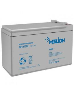 Батарея до ДБЖ Merlion 12V-7.2Ah (GP1272 F2)