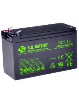 Батарея до ДБЖ BB Battery BC 7-12 (BC7)