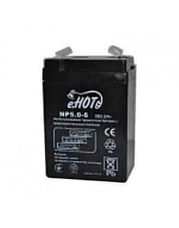 Батарея до ДБЖ Enot 6В 5 Ач (NP5.0-6)
