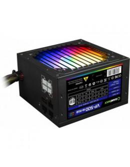 Блок живлення GAMEMAX 500W (VP-500-M-RGB)