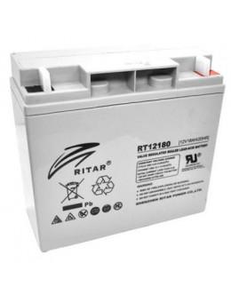 Батарея до ДБЖ Ritar AGM RT12180, 12V-18Ah (RT12180)
