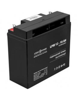 Батарея до ДБЖ LogicPower LPM 12В 18Ач (4133)