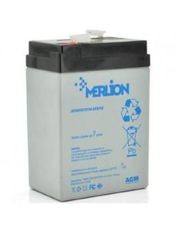 Батарея до ДБЖ Merlion 4V-4.5Ah (GP445M1)