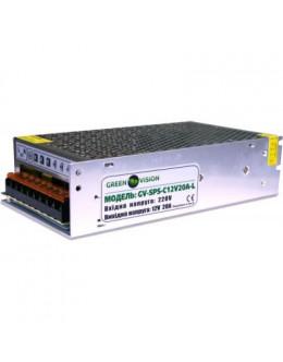 Блок живлення для систем відеоспостереження GreenVision GV-SPS-C 12V20A-L (3451)