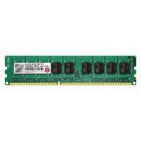 Модуль пам'яті для сервера DDR3 8GB ECC UDIMM 1600MHz 2Rx8 1.5V CL11 Transcend (TS1GLK72V6H)