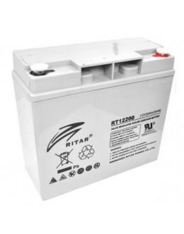 Батарея до ДБЖ Ritar AGM RT12200, 12V-20Ah (RT12200)