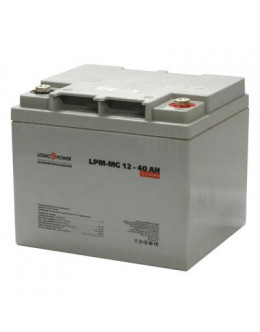Батарея до ДБЖ LogicPower LPM MG 12В 40Ач (3874)