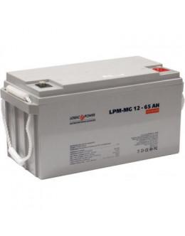 Батарея до ДБЖ LogicPower LPM MG 12В 65Ач (3872)