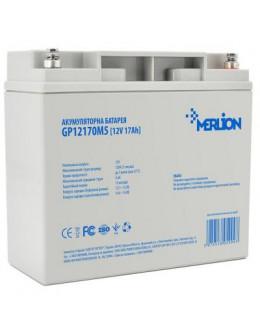Батарея до ДБЖ Merlion 12V-17Ah (GP12170M5)