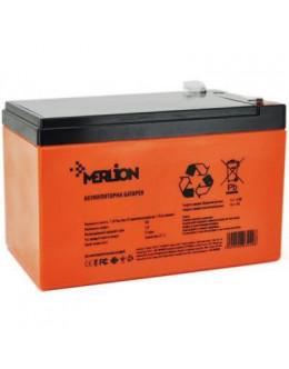 Батарея до ДБЖ Merlion 12V-7Ah (GP1270F2)