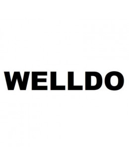 Вал WELLDO OKI B410/430/4400/4600/TYPE 10 Cleaning Roller (WD-CRO4400)