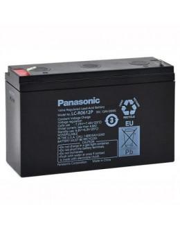 Батарея до ДБЖ PANASONIC 6V 12Ah (LC-R0612P)