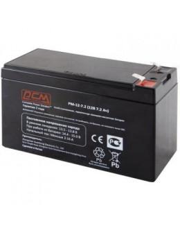 Батарея до ДБЖ Powercom 12В 7.2 Ач (PM-12-7.2)