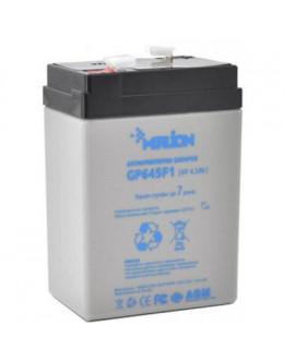 Батарея до ДБЖ Merlion 6V-4.5Ah (GP645F1)