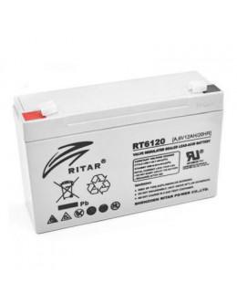 Батарея до ДБЖ Ritar RT6120A, 6V-12Ah (RT6120A)