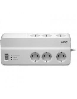 Мережевий фільтр живлення APC Essential SurgeArrest 6 outlets (PM6-RS)