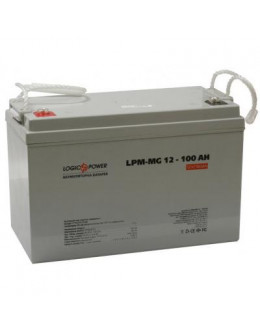 Батарея до ДБЖ LogicPower LPM MG 12В 100 Ач (3877)