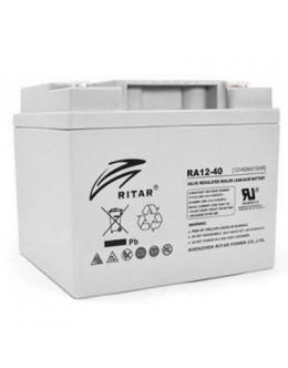 Батарея до ДБЖ Ritar AGM RA12-40, 12V-40Ah (RA12-40)