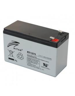 Батарея до ДБЖ Ritar AGM RT1275, 12V-7.5Ah (RT1275)