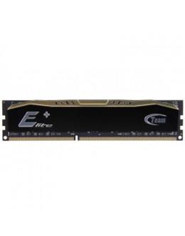 Модуль пам'яті для комп'ютера DDR3 8GB 1600 MHz Elite Plus Black Team (TPD38G1600HC1101)